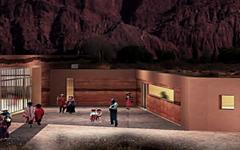 Mención en concurso para estudiantes de Arquitectura